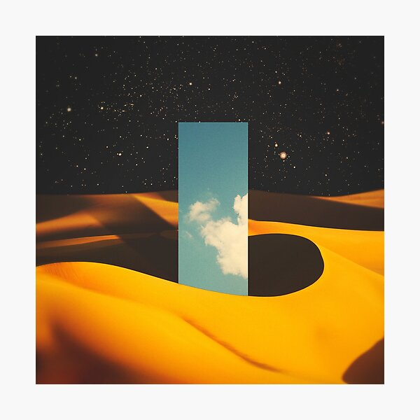 Monolith II Photographic Print