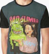 Bad slimer Graphic T-Shirt