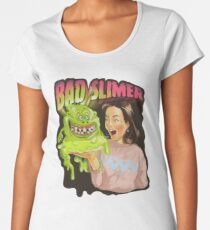 Bad slimer Women's Premium T-Shirt