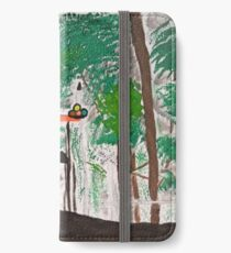 Commuter Train iPhone Wallet/Case/Skin