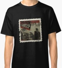 Black Sheep Golden Era Hip Hop Stamp Classic T-Shirt