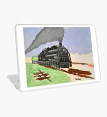Duluth, missabe and Iron Range Locomotive Laptop Skin