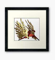Persona 4 Arena - Trismegistus Framed Print