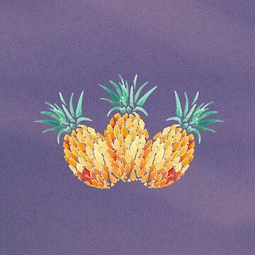 Pineapples by LenaG56