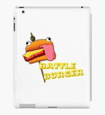 Vinilo o funda para iPad Hamburguesa de batalla