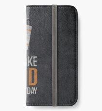 Smoke Mid Everyday - Cs:Go iPhone Wallet/Case/Skin