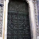 The Portal of the Duomo di Milano by sstarlightss