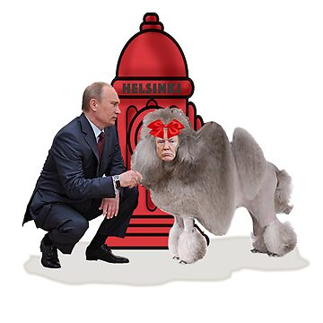 PUTIN'S POODLE by tomb42