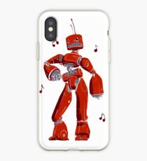 Funky Robot iPhone Case