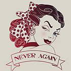 « Never Again Tattoo » par Chimerart
