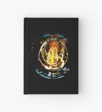 The Current: Industrial Filament Light Hardcover Journal