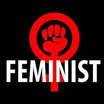 Feminist Logo  by holycrow