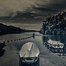 Boats by Roberto Pagani