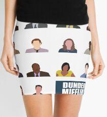 Dunder Mifflin Rolecall! Mini Skirt
