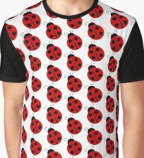 Coccinellidae  ladybugs Graphic T-Shirt