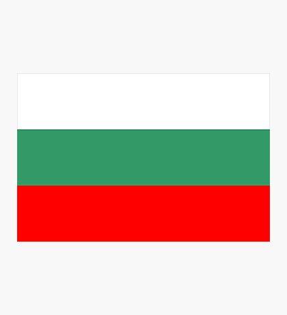 Bulgaria, national id Photographic Print