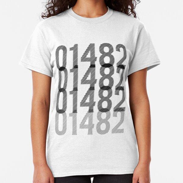 01482 - HULL - Alternate2 Classic T-Shirt