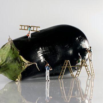 Eggplant Restoration by AlanOrgan