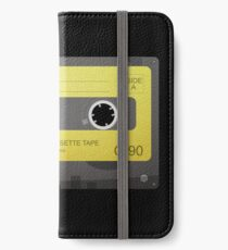80's Style Music iPhone Wallet/Case/Skin