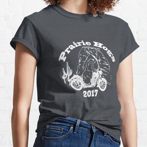 Prairie Hogs 2017 Classic T-Shirt
