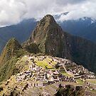 Sunrise Machu Picchu by Ryan + Corinne Priest