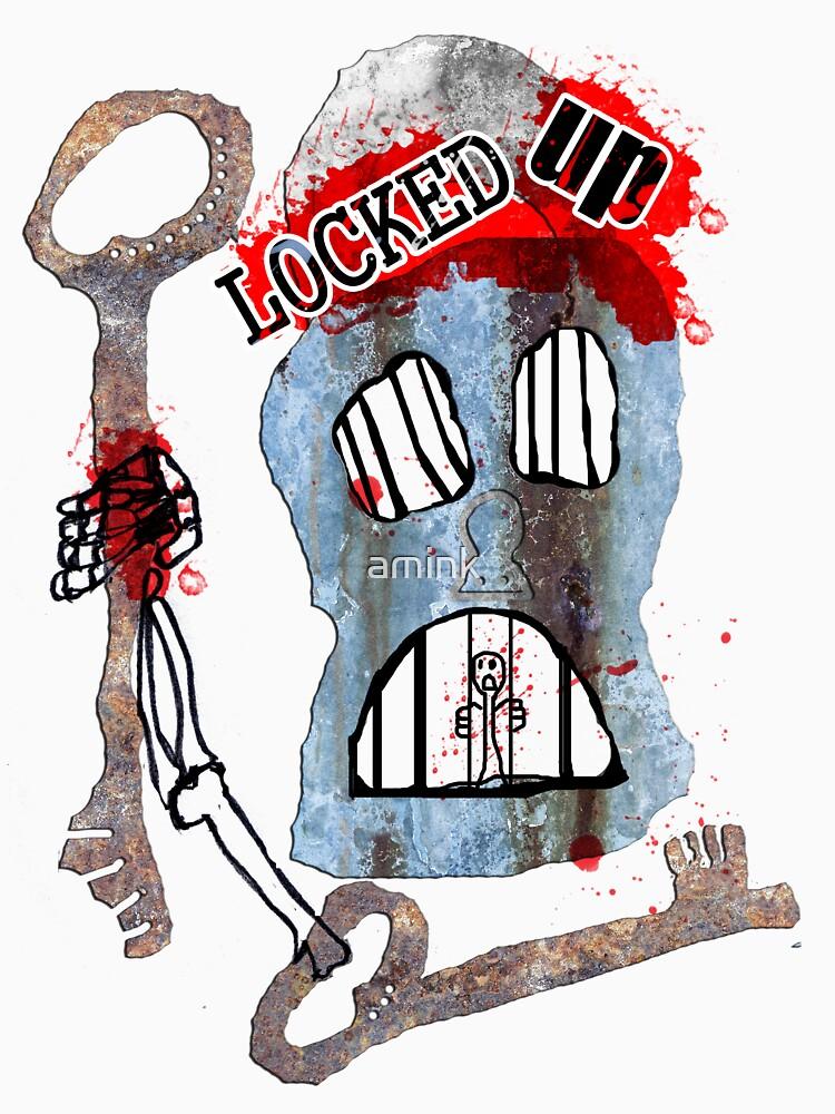 Locked Up by amink