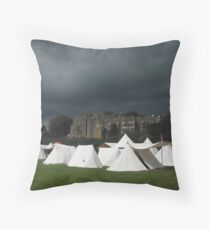 Berkeley Castle,UK Throw Pillow