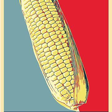 Corn by radvas