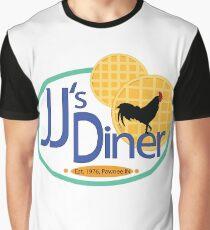 JJ's Diner Graphic T-Shirt