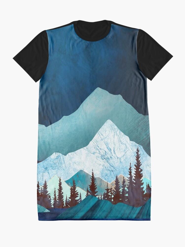 Alternate view of Moon Bay Graphic T-Shirt Dress