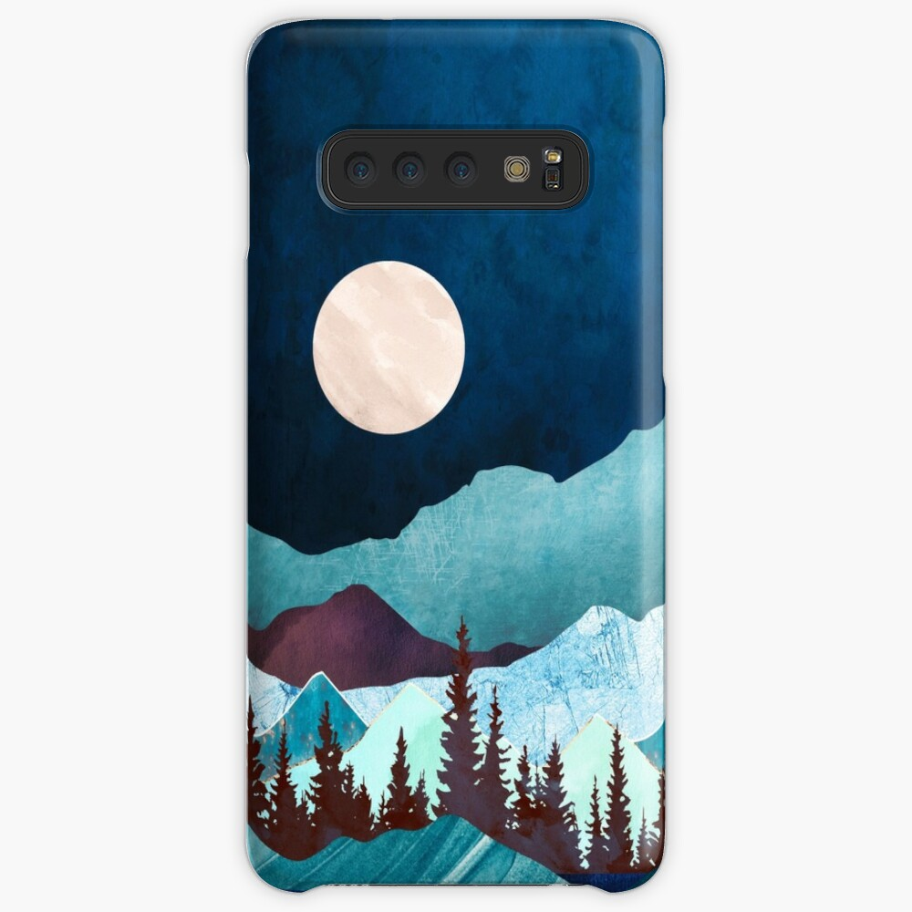 Moon Bay Case & Skin for Samsung Galaxy