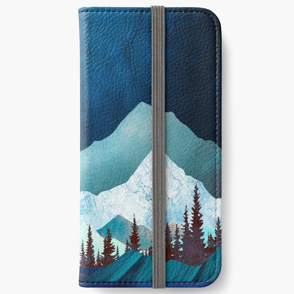 Moon Bay iPhone Wallet