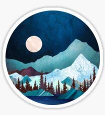 Moon Bay Sticker