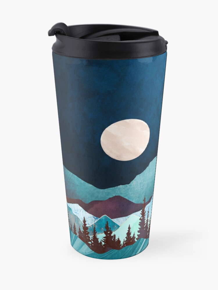 Alternate view of Moon Bay Travel Mug