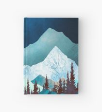Moon Bay Hardcover Journal