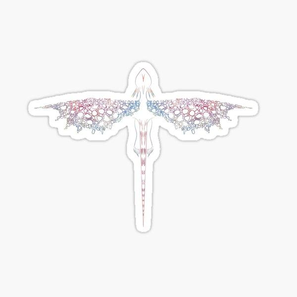 HTTYD: THW Stromfly Minimalist Sticker