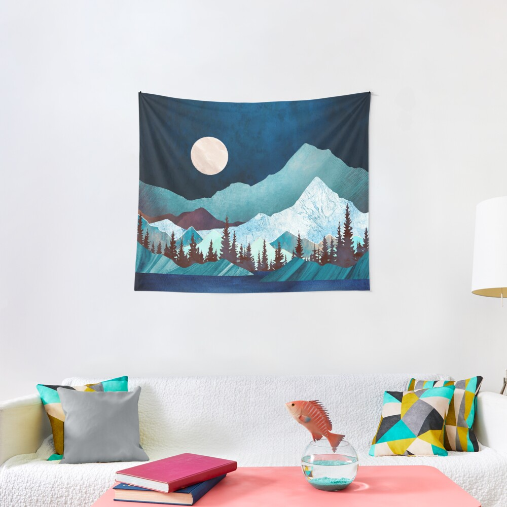 Moon Bay Tapestry