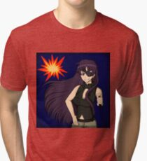 Uryuu Minene - Mirai Nikki Tri-blend T-Shirt
