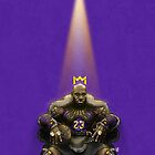 In The SpotLight - LAbron (purple) by TheRedR