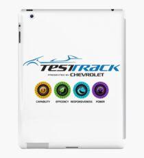 Test Track 2.0 iPad Case/Skin