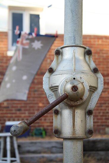 Australiana by Leonie Harris