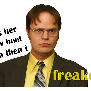 Dwight - Lo asusté de tffindlay