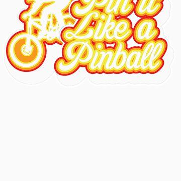 Pin it like a pinball by ak37