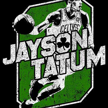 Jayson Tatum by huckblade