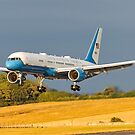 United States Air Force Boeing C-32 by derekbeattie