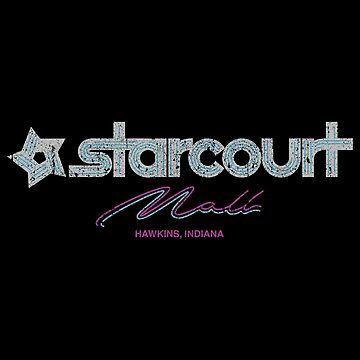 Starcourt Mall - Hawkins, Indiana by huckblade