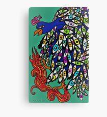 Simurgh (c) A.R. Minhas 2018 Canvas Print