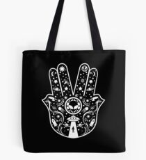Live Long and Peaceful Tote Bag