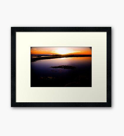 Portsea,Victoria,Australia Framed Print