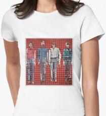 Talking Heads - Weitere Songs über Gebäude und Essen Tailliertes T-Shirt für Frauen